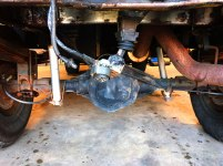 Chevy Undercarriage Tectyl