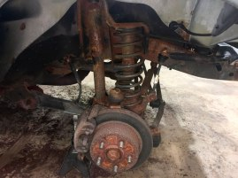 Tectyl Undercarriage Jeep