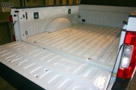 Tough Coat Bed Liner Ford F-250