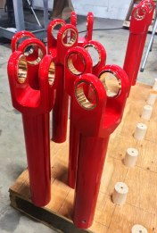Shock Absorber VEP Manufacturing