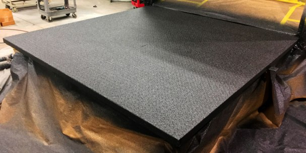 Box Truck Lawn Doctor Bed Liner
