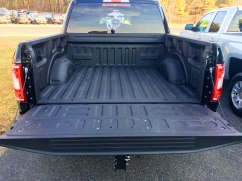 Ford F-150 XLT Bed Liner Marines