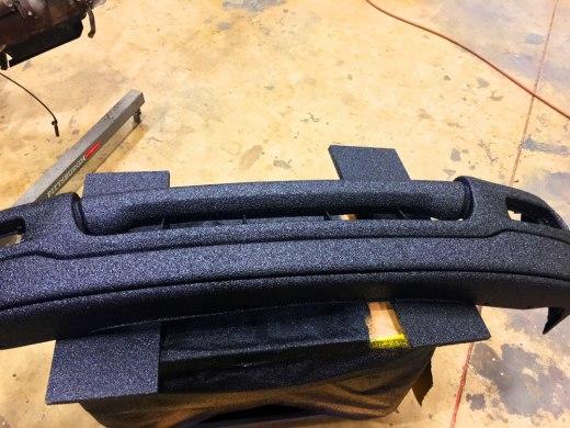 Bed Liner Bumper Tough Coat