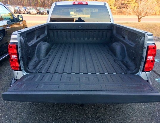 Bed Liner chevy silverado