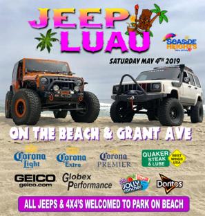 Jeep Luau 2019