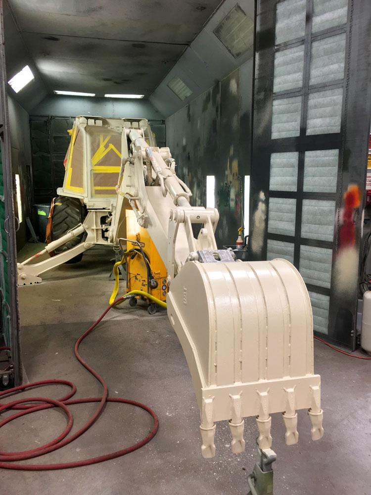 USMC Fork Lift