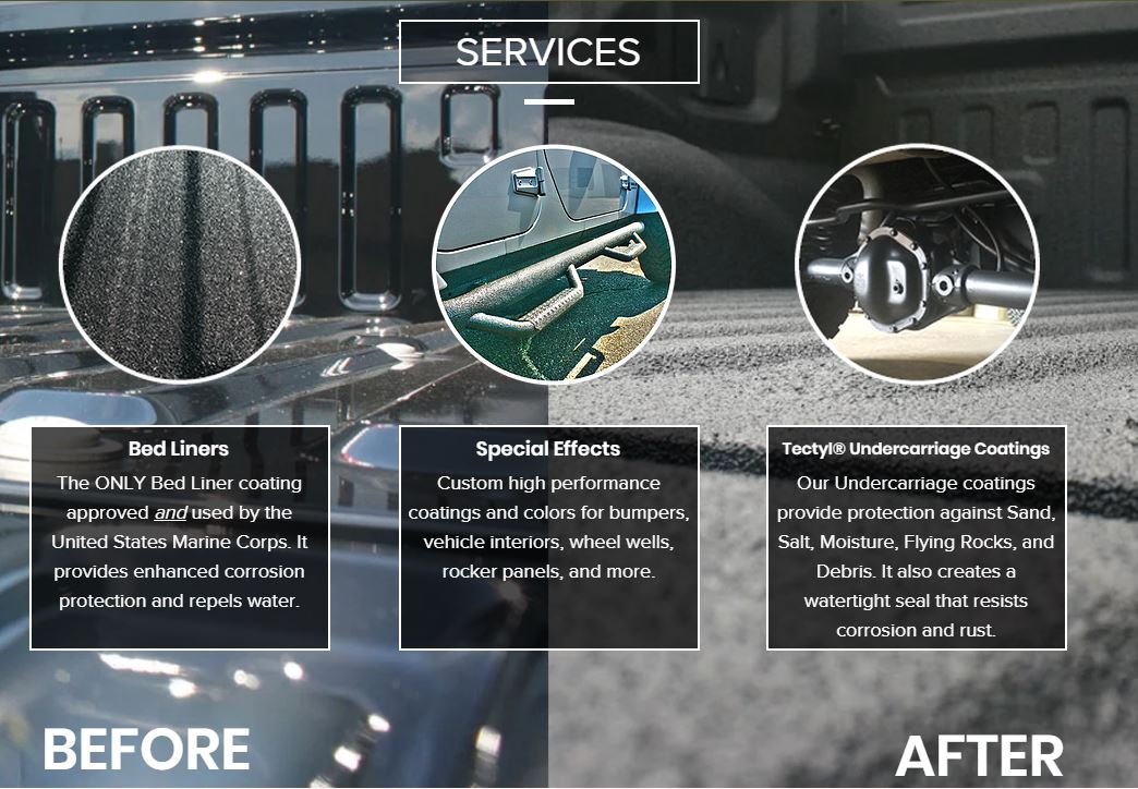 Commercial Services MILSPRAY