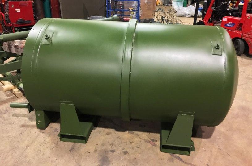 Nitrogen Tank (2)