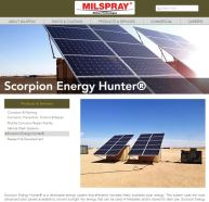 Scorpion Energy Hunter MILSPRAY