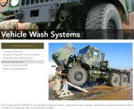 Vehicle Wash Systems MILSPRAY