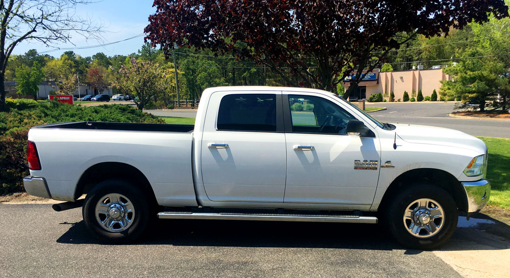 Dodge Ram 3500 Bed Liner
