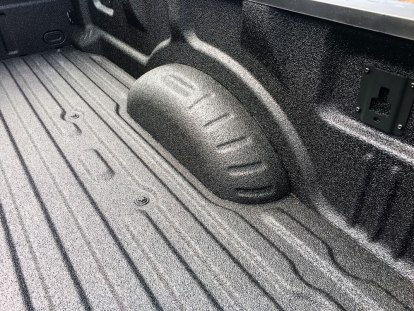 Ford F 350 Bed Liner (4)