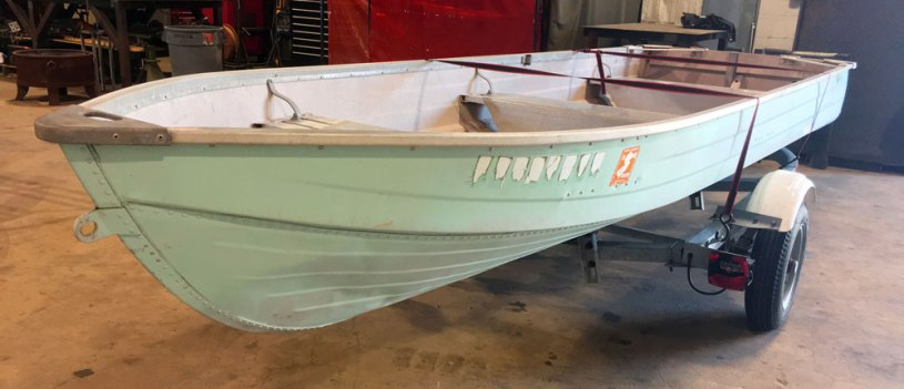 Canoe Boat - VEP (3)