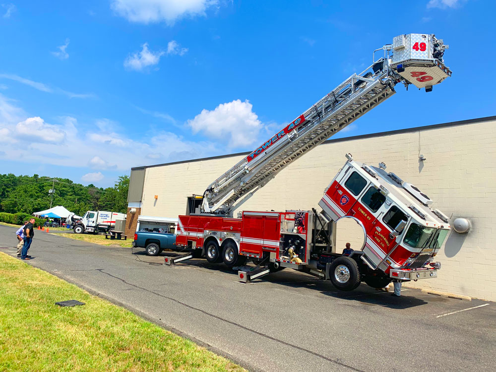 Fire Expo Wildwood NJ