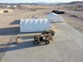 Ft-Irwin Mobile Corrosion Repair Facility (MCRF)