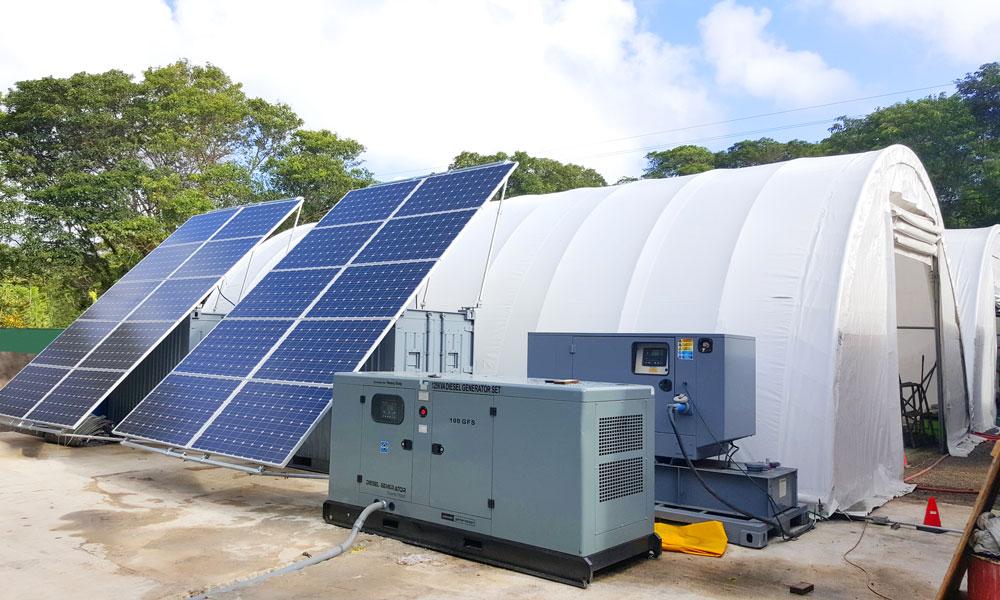 Guam Mobile Corrosion Repair Facility (MCRF)
