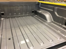 Jeep Gladiator Bed Liner