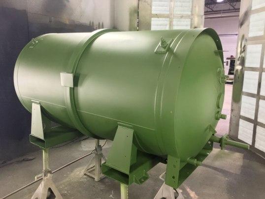 Liquid Oxygen Tank