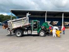 Rustproofing Jackson DPW