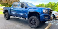 Tectyl Undercarriage Coatings GMC Sierra
