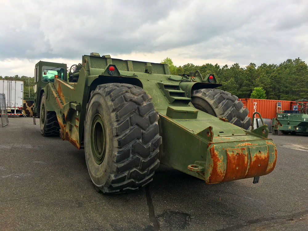 USMC Earth Mover