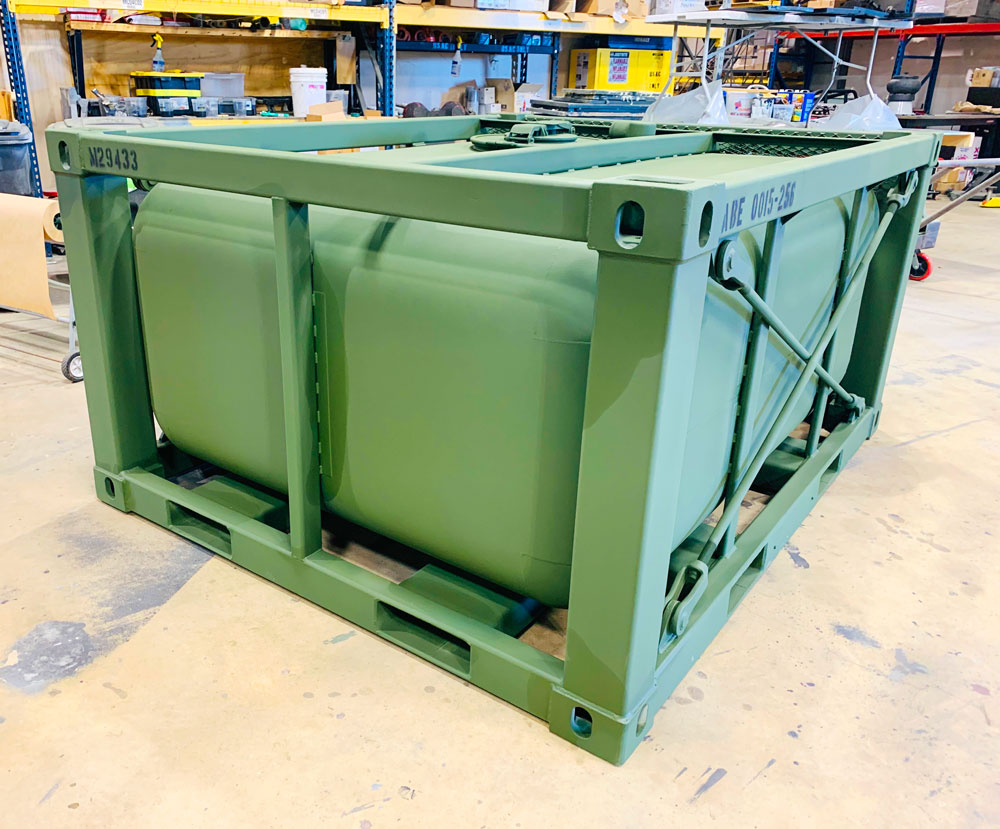 USMC Fuel Tanks