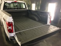 Tough Coat Bed Liner Pickup Truck