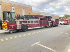 Rustproofing Harriosn Fire Department (2)