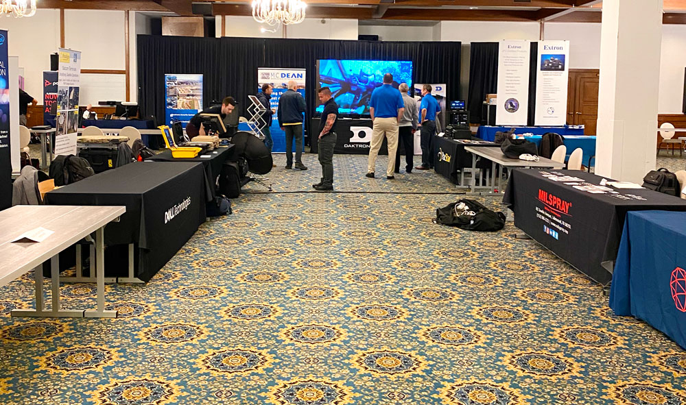 Ramstein AB Tech Expo