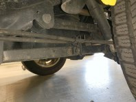 Ram 1500 Tectyl Undercarriage Coatings