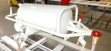 TMU-70 Portable Liquid Oxygen Tank