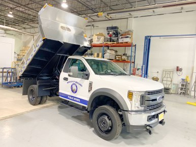 Tectyl Undercarriage Coatings - Borough Of Highlands