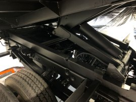 Borough of Highlands Bed Liner Undercarriage