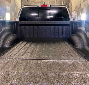 RAM Tough Coat Bed Liner