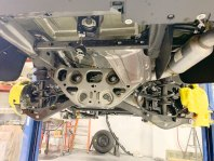 Chevy Tahoe Tectyl Undercarriage Undercarriages