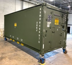 Leidos Expandable Shelter