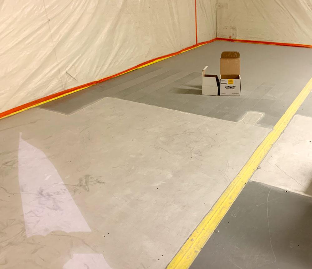 Leidos Expandable Shelter