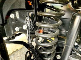 Ford F550 XL Dejana Undercarriage (Before)