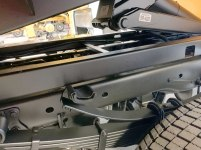 Ford F550 XL Dejana Undercarriage (After)