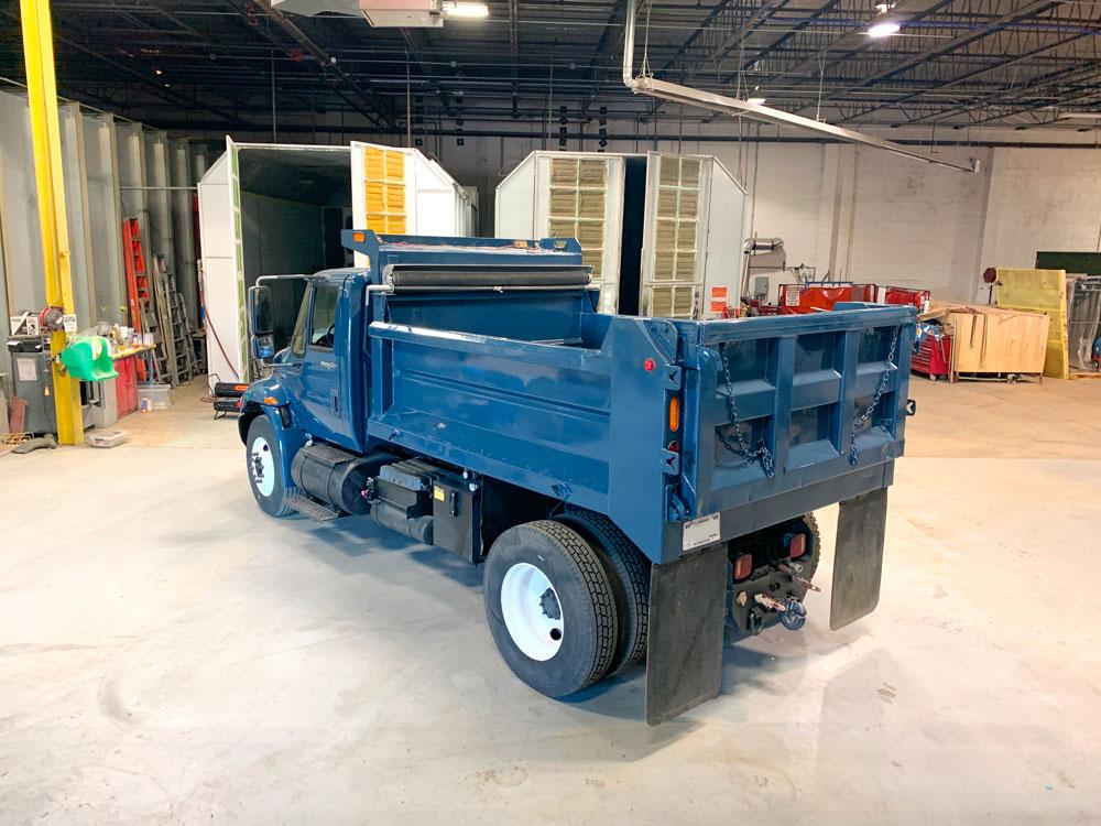 Dump Truck Dover Air Force Base