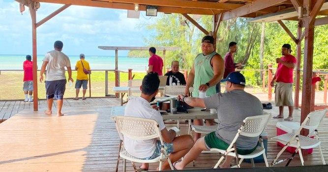 MILSPRAY Guam Holiday Luncheon 2020 - Header