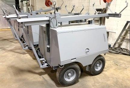 AGE Light Cart - New York Air National Guard (After)
