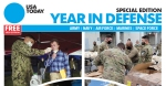 USA Today - Year In Defense 2021