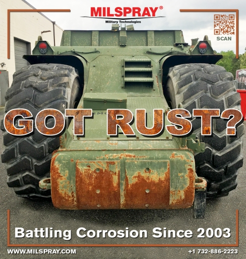 MILSPRAY USA Today - Year In Defense