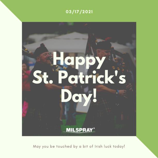 St. Patrick's Day 2021
