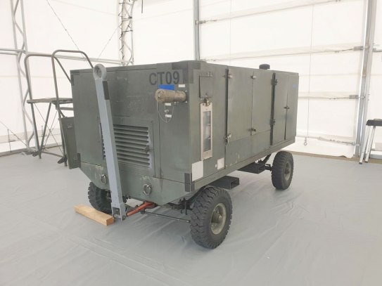 Beale-AFB-Aerospace Ground Equipment - Before