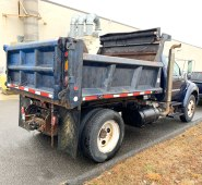 Dump Truck - Dover Air Force Base - Before