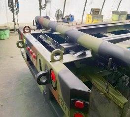 M1147 LHS Trailer After