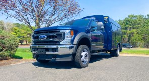 Tectyl Undercarriage Coatings - Ford 550 XL Superduty - After (2)