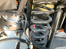 Tectyl Undercarriage Coatings - Ford 550 XL Superduty - Before
